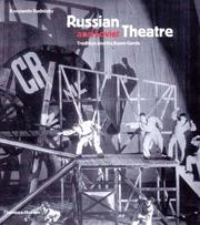 Cover of: Russian and Soviet Theatre | Konstantin Rudnitsky