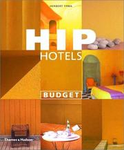 Cover of: Hip Hotels | Herbert Ypma