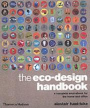 Cover of: eco-design handbook | Alastair Fuad-Luke