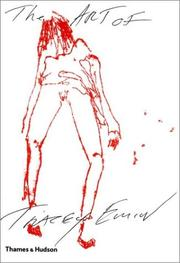 Cover of: The Art of Tracey Emin |