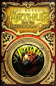 Cover of: Arthur and the forbidden city