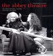 Cover of: The Abbey Theatre