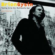 Cover of: Brion Gysin