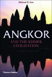 Cover of: Angkor and the Khmer Civilization (Ancient Peoples and Places)