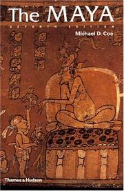 Cover of: The Maya, Seventh Edition (Ancient Peoples and Places)