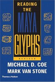 Cover of: Reading the Maya glyphs