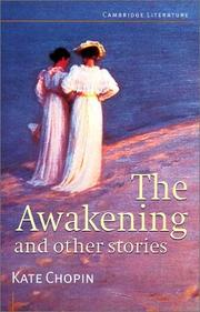 Cover of: The Awakening and other stories. Text mit Materialien.