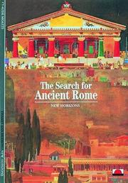 Cover of: The Search for Ancient Rome