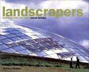 Cover of: Landscrapers: Building with the Land