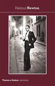 Cover of: Helmut Newton (Photofile) (Photofile) |