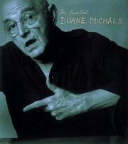 Cover of: The Essential Duane Michals