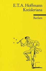 Cover of: Kreisleriana