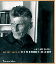 Cover of: An Inner Silence: The Portraits of Henri Cartier-Bresson
