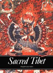 Cover of: Sacred Tibet | Philip S. Rawson