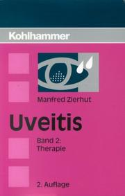 Cover of: Uveitis, Bd.2, Therapie