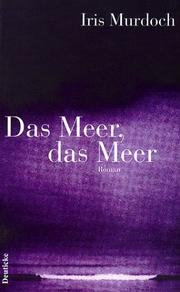Cover of: Das Meer, das Meer