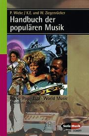 Cover of: The Popular Music Handbook Book | Ziegenruecker