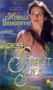 Cover of: Across a Starlit Sea (Candleglow)