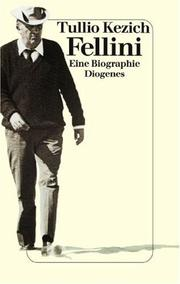 Cover of: Fellini. Eine Biographie