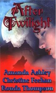 Cover of: After Twilight