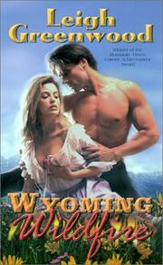 Cover of: Wyoming Wildfire