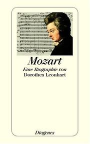 Cover of: Mozart. Eine Biographie