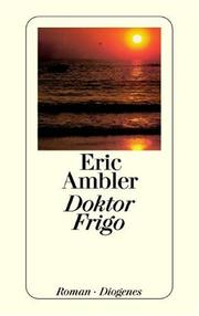 Cover of: Doktor Frigo