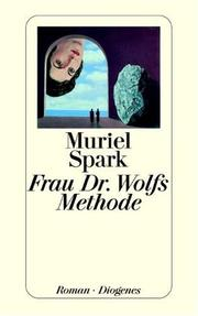 Cover of: Frau Dr. Wolfs Methode