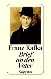 Cover of: Brief an den Vater