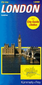 Cover of: London | Kummerly + Frey