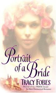 Cover of: Portrait of a bride | Tracy Fobes