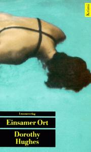 Cover of: Einsamer Ort