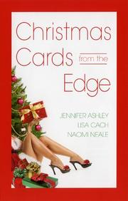 Cover of: Christmas Cards from the Edge | Lisa Cach, Jennifer Ashley, Naomi Neale