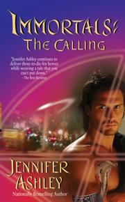 Cover of: The Calling (Immortals, Book 1) | Jennifer Ashley