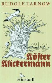 Cover of: Köster Klickermann