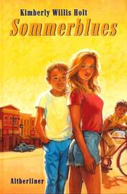 Cover of: Sommerblues.