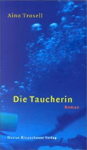 Cover of: Die Taucherin