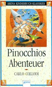Cover of: Pinocchios Abenteuer.
