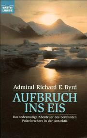 Cover of: Aufbruch ins Eis