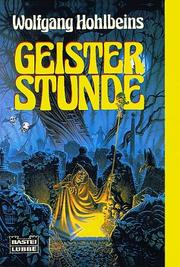 Cover of: Geisterstunde