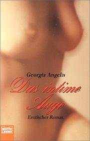 Cover of: Das intime Auge