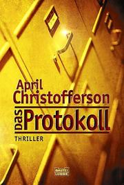 Cover of: Das Protokoll