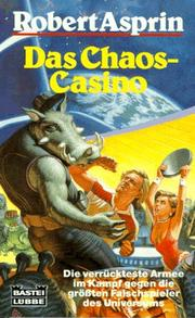 Cover of: Das Chaos- Casino. Science Fiction Roman