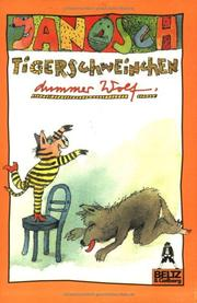Cover of: Tigerschweinchen dummer Wolf
