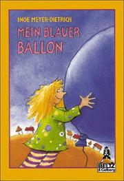 Cover of: Mein blauer Ballon