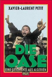 Cover of: Die Oase