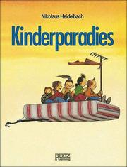 Cover of: Kinderparadies