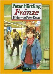 Cover of: Fränze