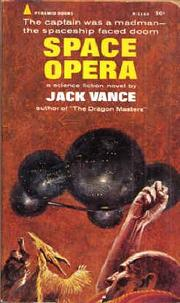 Cover of: Space Opera (Pyramid SF, R-1140)