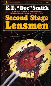 Cover of: Second Stage Lensmen (Pyramid X-1262) (Lens Series, 5)